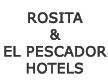 Rosita & el pescador hotels